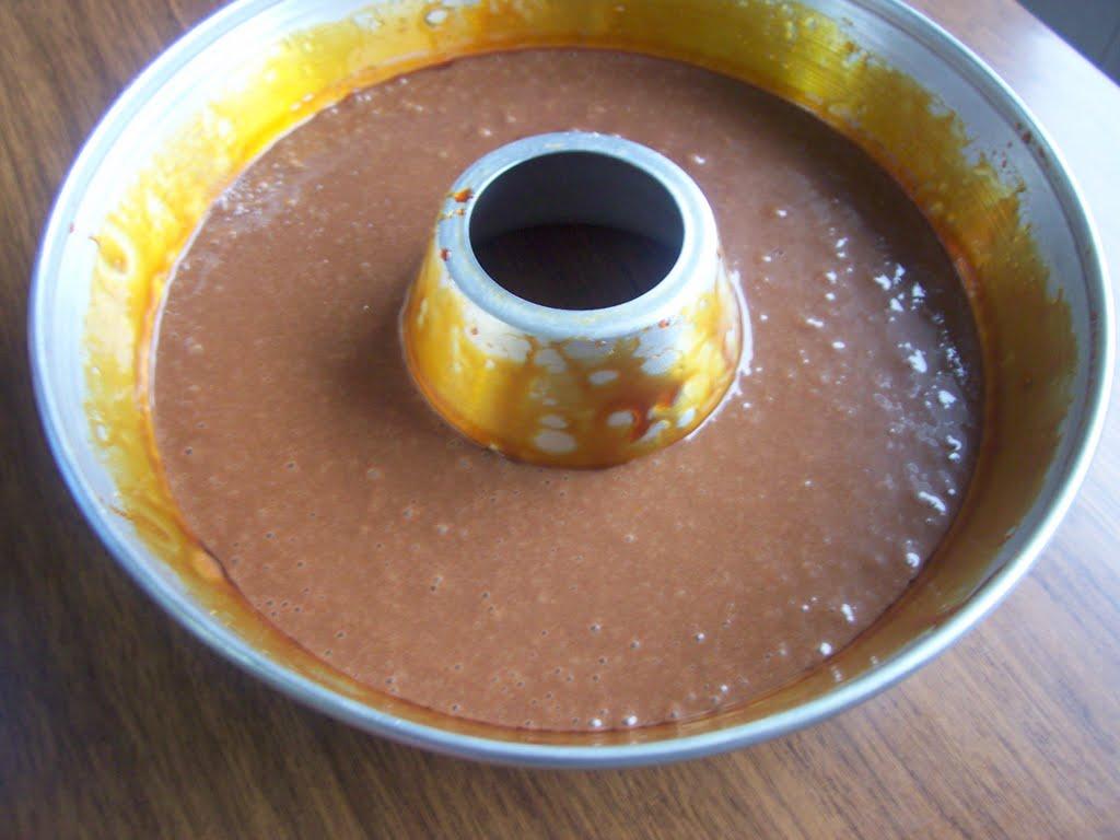 Receta chocoflan de dos capas f cil taringa - Como se hace el flan de huevo al bano maria ...