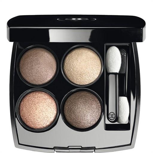 Chanel Les 4 Ombres Multi-Effecr Quadra Eyeshadow in Tissé Mademoiselle