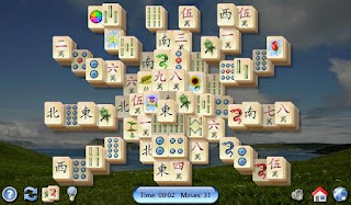 Screenshots of the All in one mahjong for Android tablet, phone.