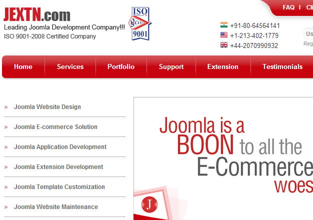 Top 10 Joomla Development Services Websites - Top 10 Lists of