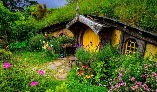 ホビットの家 Hobbith House