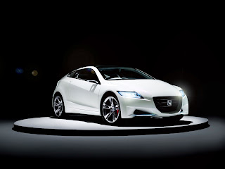 Honda Cr-Z 2012 HD Hybrit Car Wallpaper