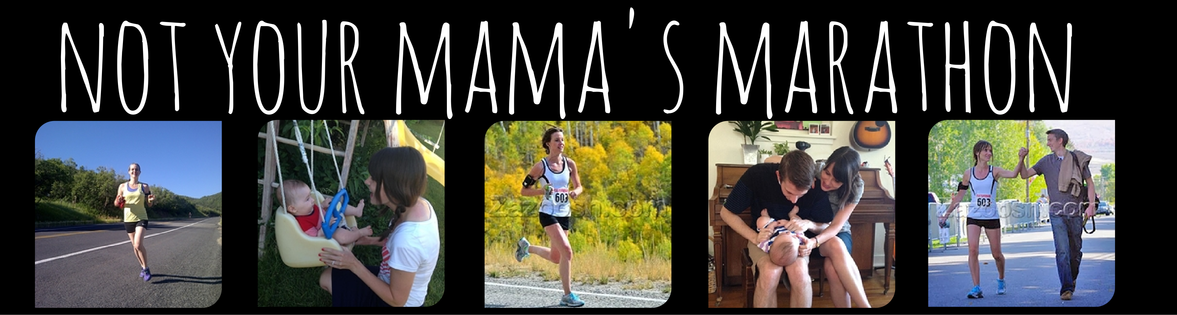Not Your Mama's Marathon