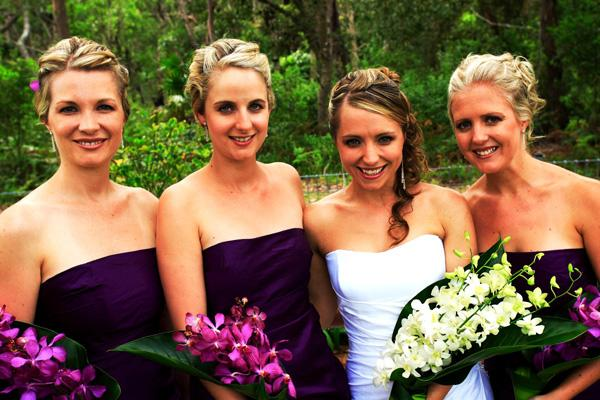 bridesmaid updo hairstyles for long. Bridesmaid updo hairstyle is