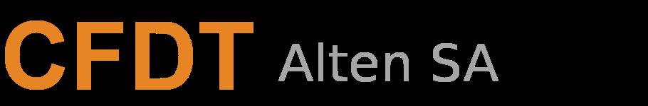 CFDT Alten SA, le blog