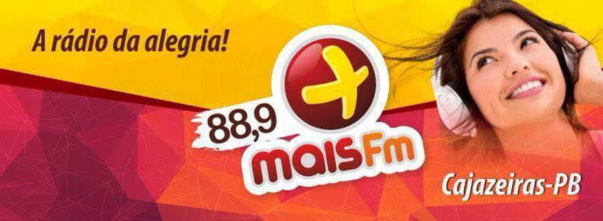 Click Na Imagem Pra Ouvir! - RÁDIO MAIS FM 88,9
