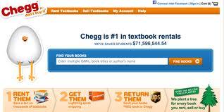 chegg textbook return