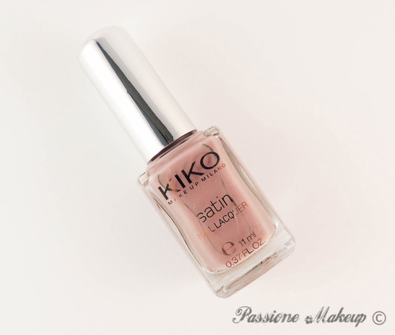 kiko digital emotion Satin Nail Lacquer Set