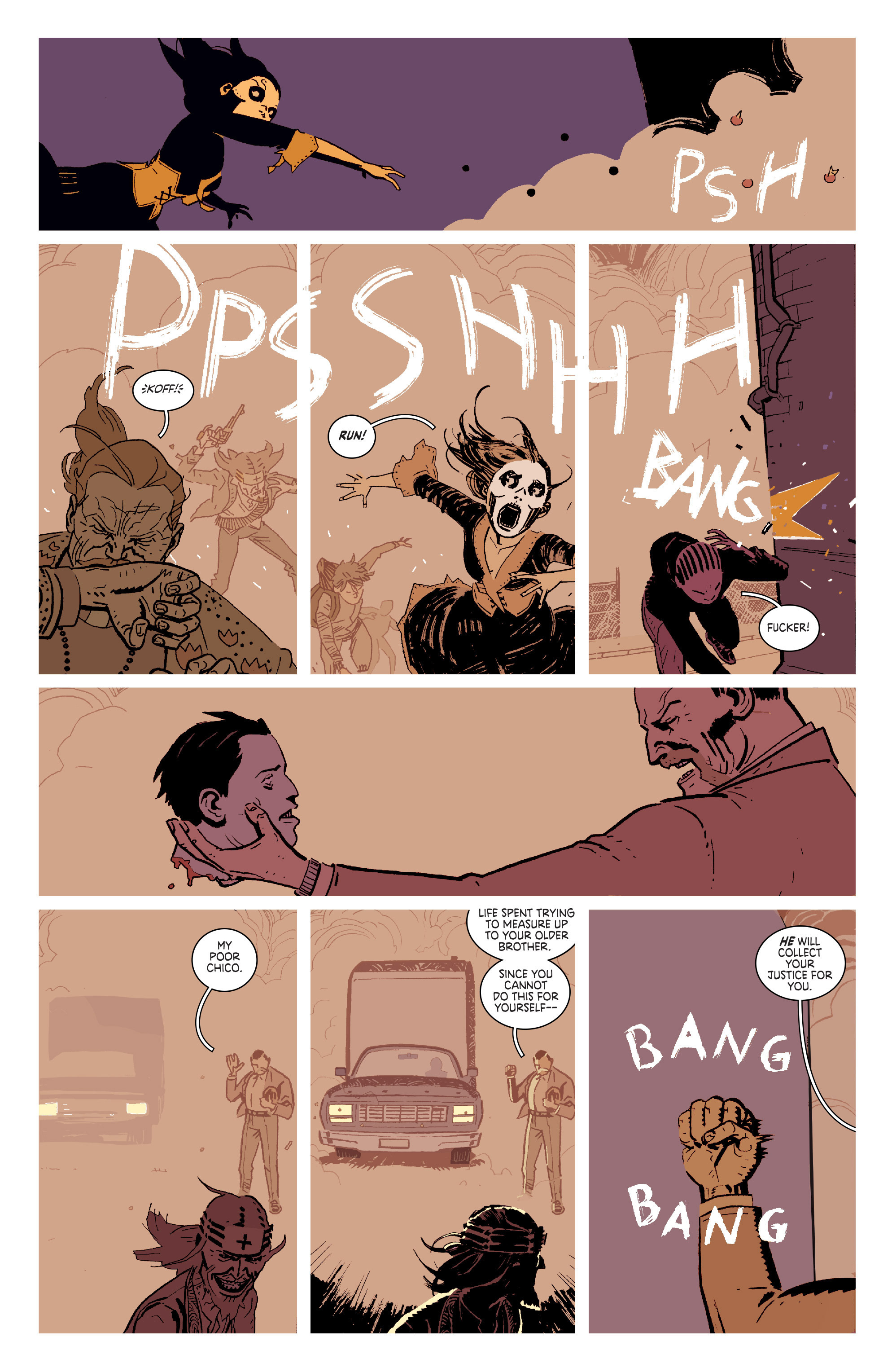 Read online Deadly Class comic -  Issue # _TPB 3 - 10