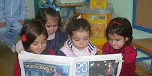 LECTURA Y ESCRITURA EN EDUCACIÓN INFANTIL