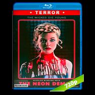 El demonio neón (2016) BRRip 720p Audio Dual Latino-Ingles