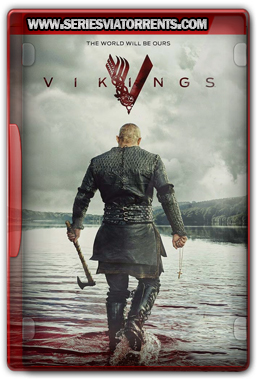 Vikings 2ª Temporada Torrent – Bluray 720p Dublado (2014)