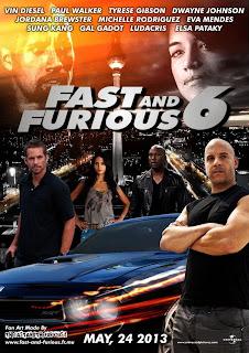 Fast & Furious (2013) 6 เร็ว แรง ทะลุนรก 6