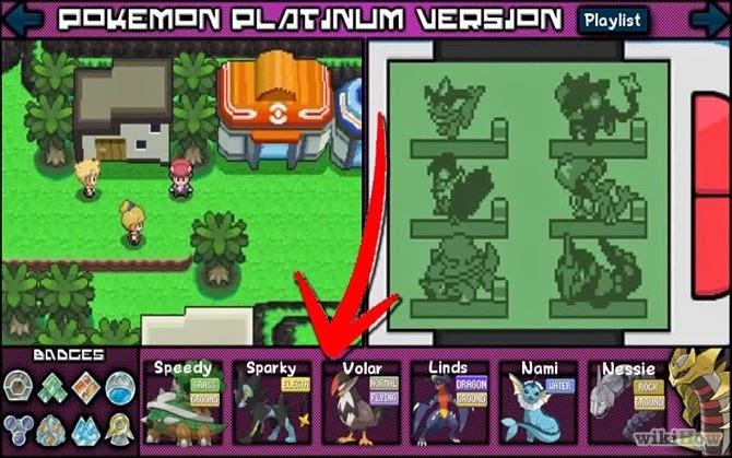 Poke blog 3000 pokemon platinum - Pokemon platine evolution ...