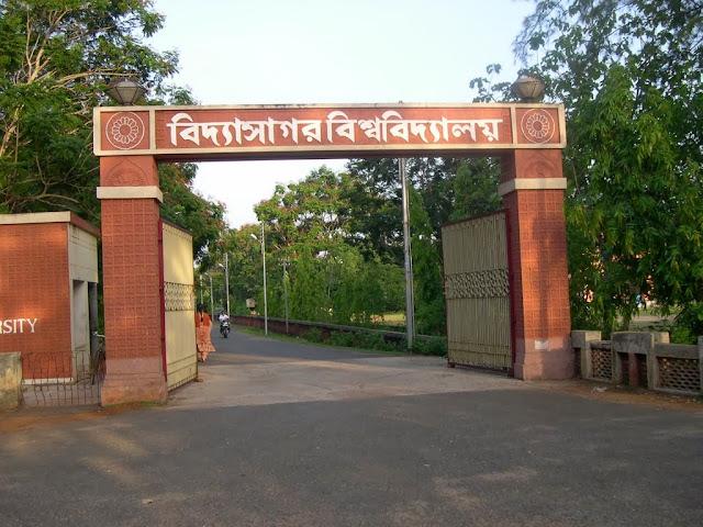 Vidyasagar University Distance Education