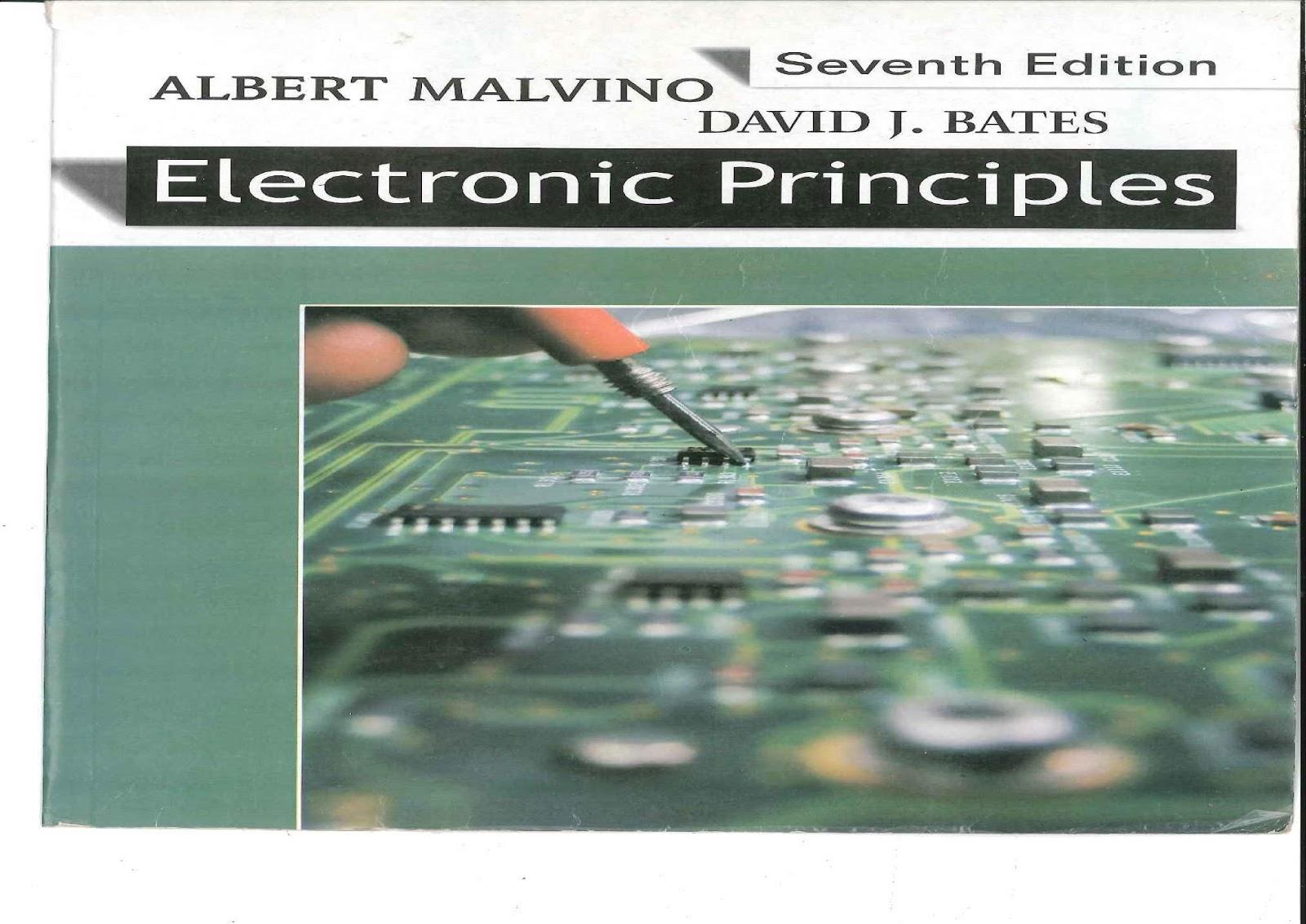 electronic principles malvino 7th edition pdf free download