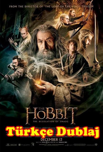 Hobbit 2 Smaug'un Çorak Toprakları Türkçe Dublaj Full Yandex İndir