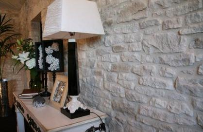 C mo limpiar una pared de piedra casas decoracion - Como limpiar paredes ...