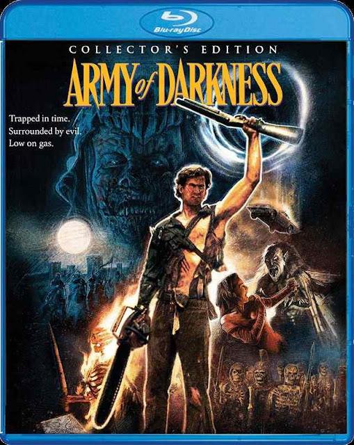 Army of Darkness Blu-ray Scream Factory