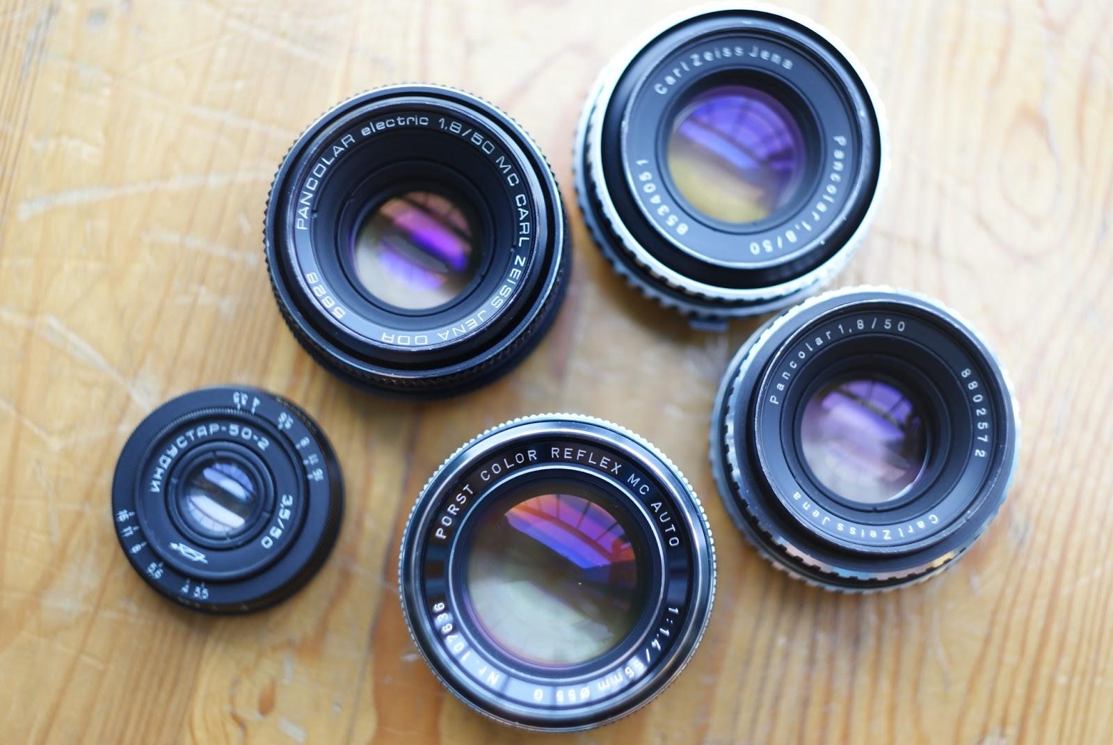 porst color reflex 1 8/50
