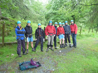 K Village Kendal In The Lakes District ... Mountain Activities: Stag Events in The Lake District. June 16th 2012