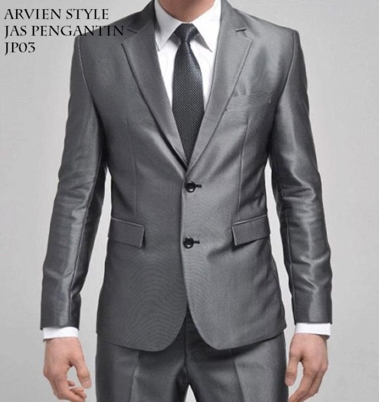 Pakaian Jas Pengantin Pria
