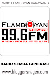 streaming radio flamboyan karawang