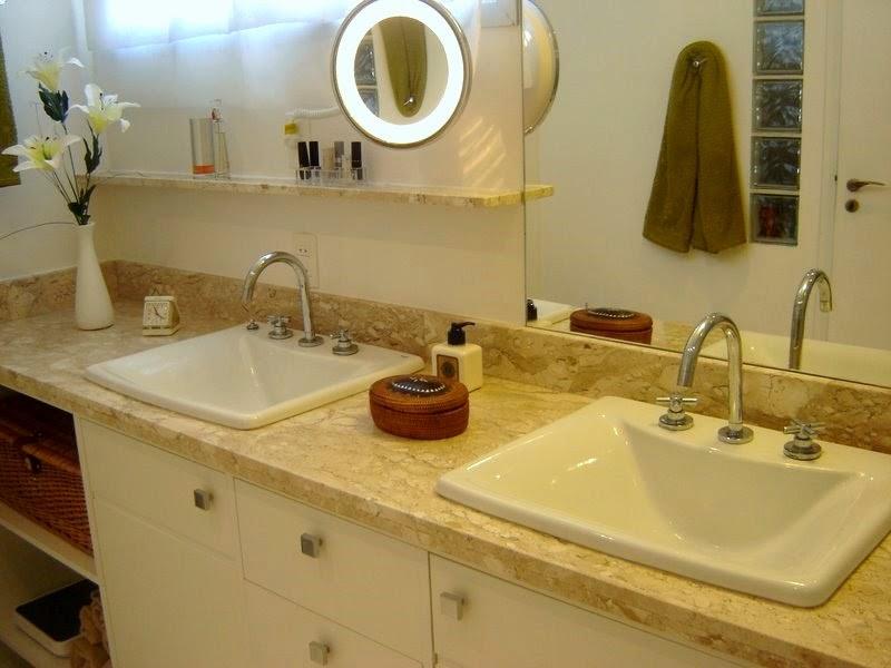 Como escolher as cubas do Banheiro  Carmelina Suquerê -> Cuba De Banheiro Sobrepor