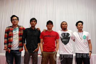 Grup Band Noah 2014