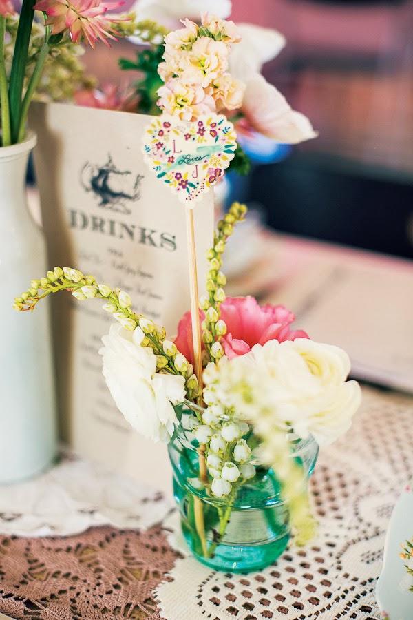 Flower Garden Themed Bridal Shower : Memorable wedding planning a garden themed bridal shower