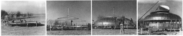 The Dymaxion House The Specs