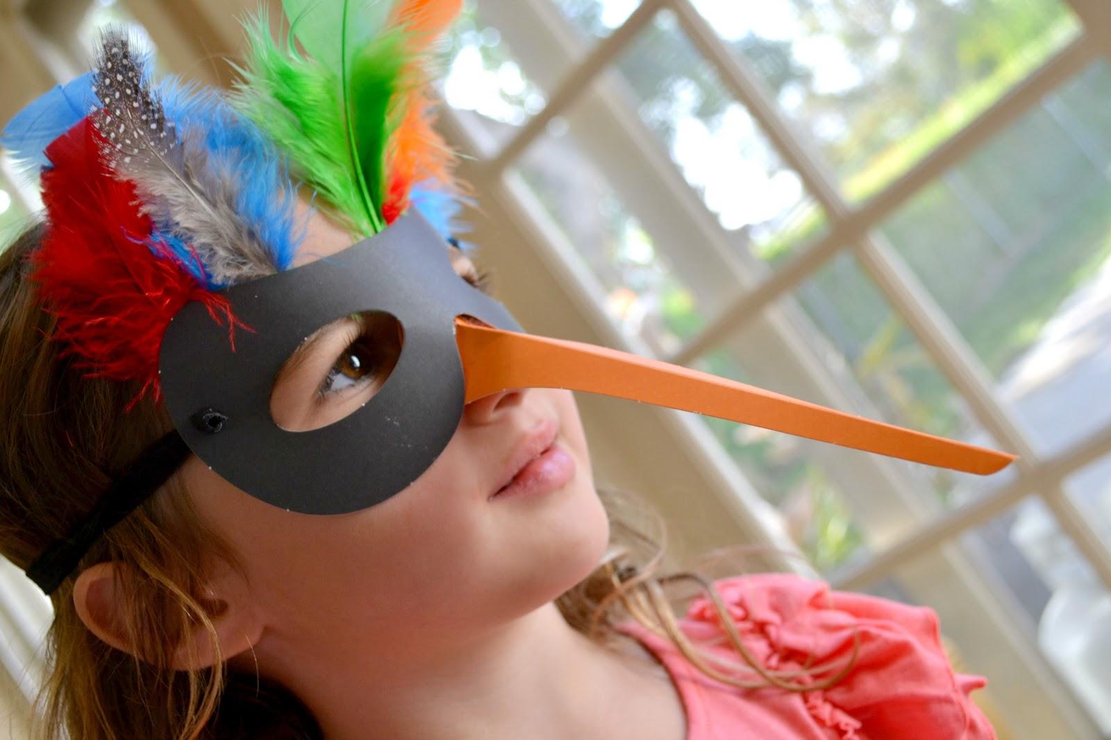 Bird Beak Gas Mask