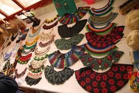 artesanía de Ecuador
