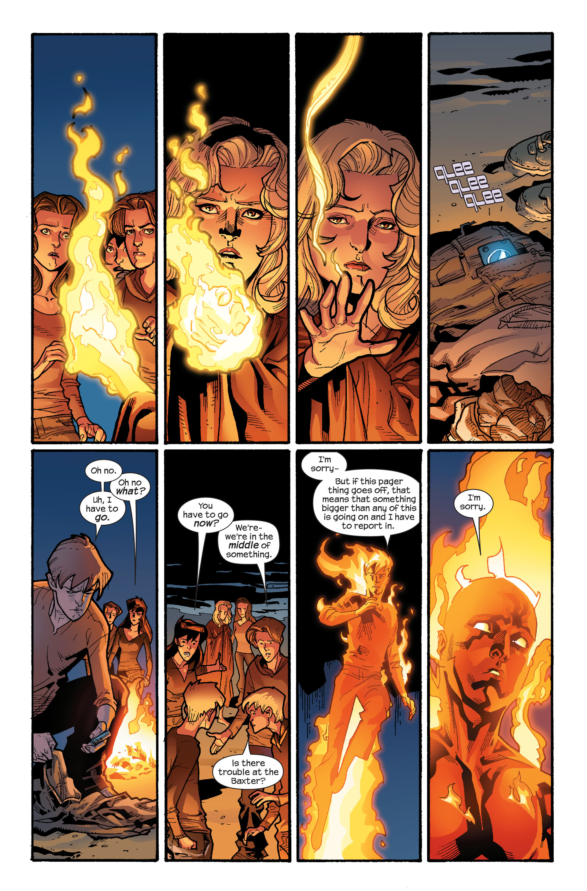 Ultimate Spider-Man (2000) Issue #119 #123 - English 7