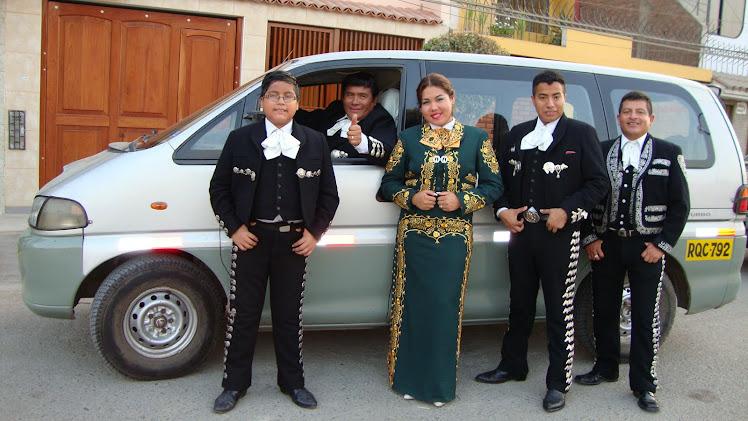 Mariachi Nuevo Jalisco de César Rivera - Telfs. 7317601 - 5681512 - 989993475