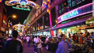 Tempat Wisata Paling Terkenal di Singapore