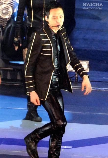Yoochun Tokyo Dome Konser 08