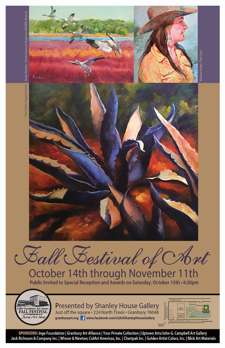 Fall Festival Accepted Work - Click Image to view