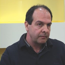 Συνέντευξη με τον Γιώργο Φραντζολά