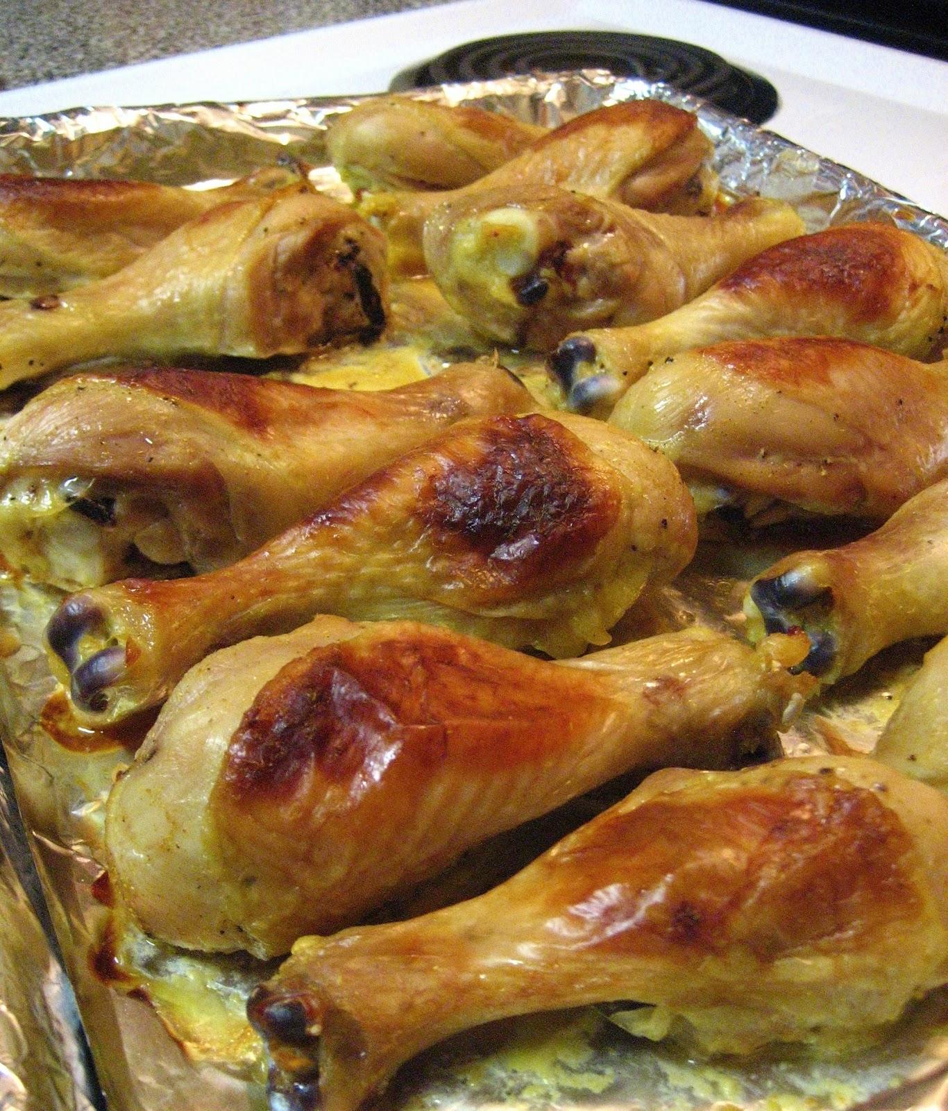 """The Foodie Next Door: """"Buttermilk"""" Roast Chicken"""
