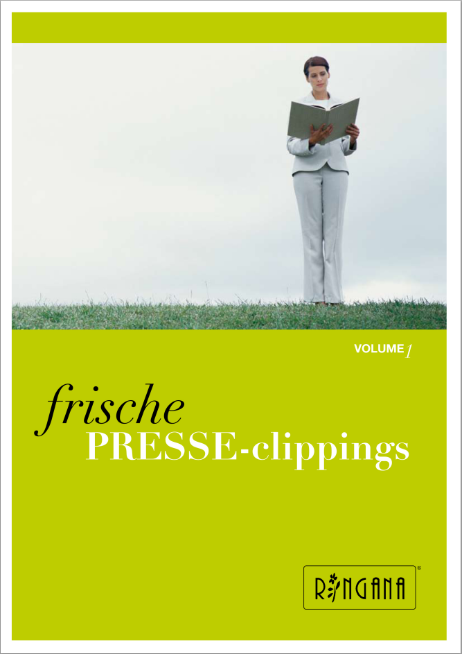 Ringana Presse Clippings 1