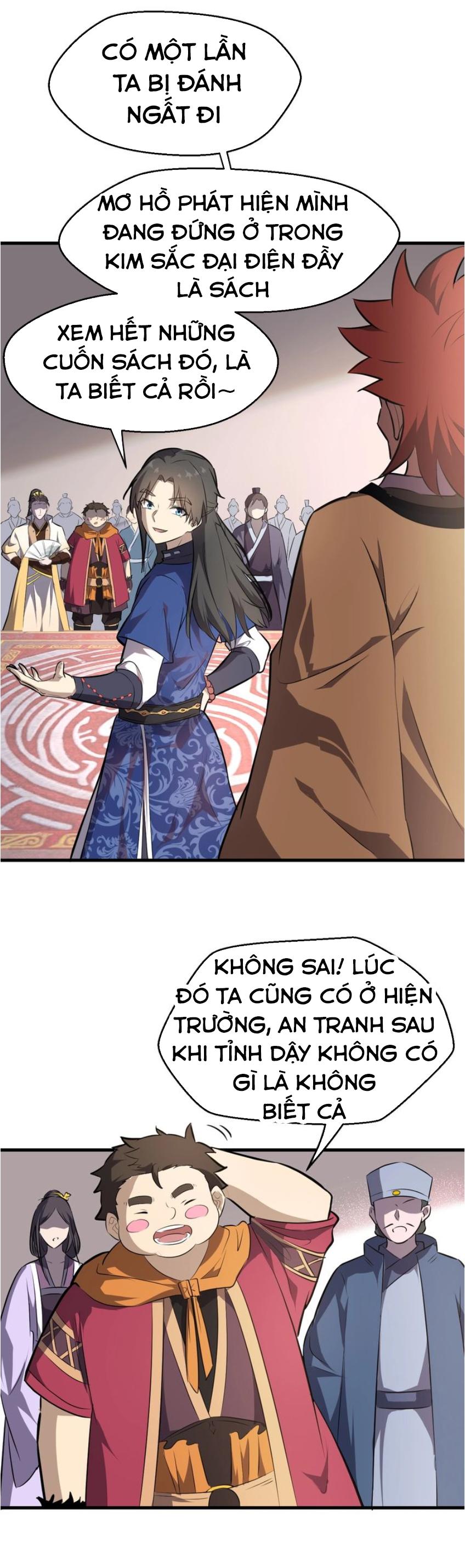 Đại Nghịch Chi Môn - Chap 37