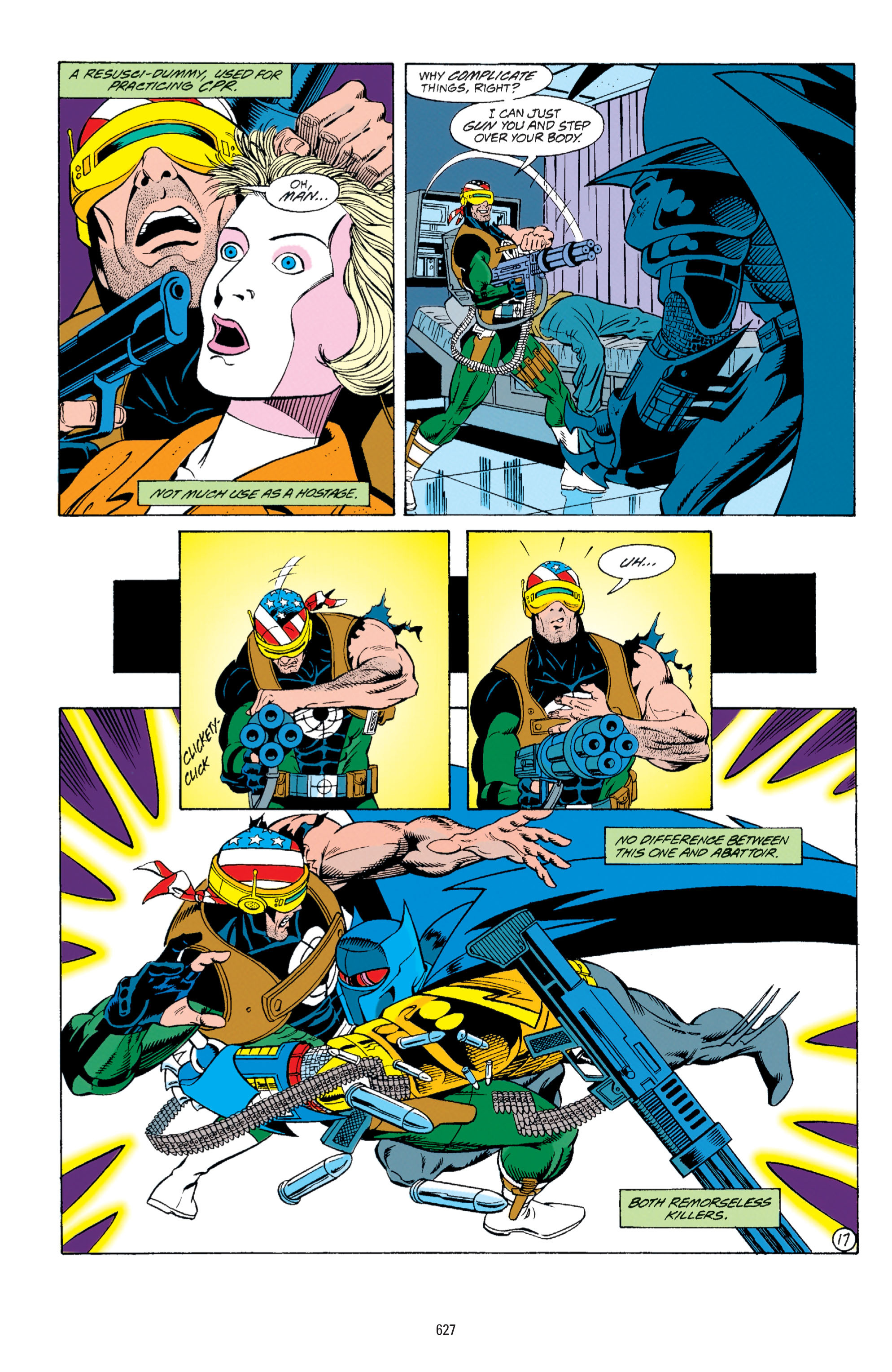 Detective Comics (1937) Issue #675 Page 17