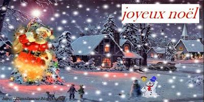 Sms d'amour joyeux Noel 2016