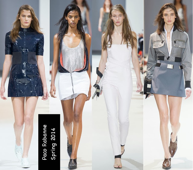 paco rabanne spring 2014 collection