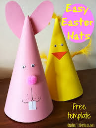 Easy Easter Crafts For Kids To Make 4