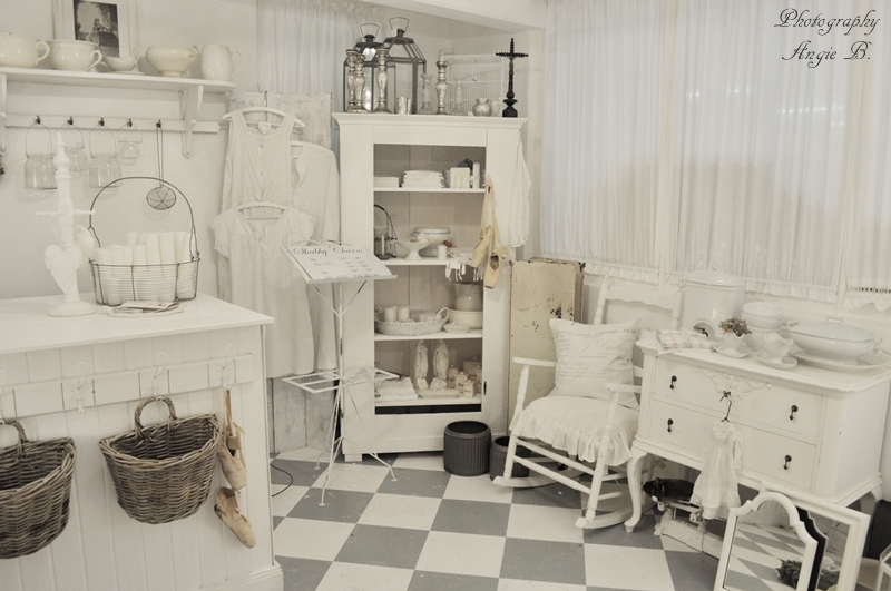 Mi baul vintage chic ideas para decorar white world - Decorar baul vintage ...
