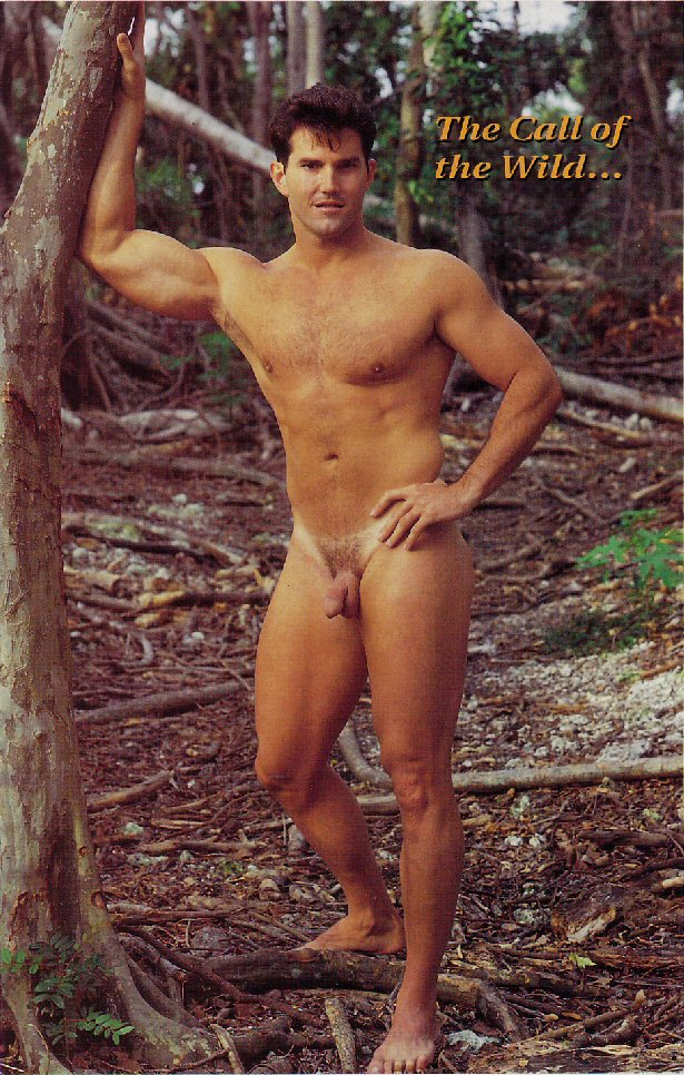 Naked male playgirl — photo 10