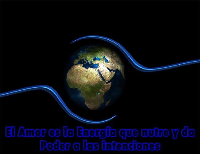 La humanidad está siguiendo la dirección del viento que la despertará, lo que está aumentando significamente el poder de las intensiones amorosas.