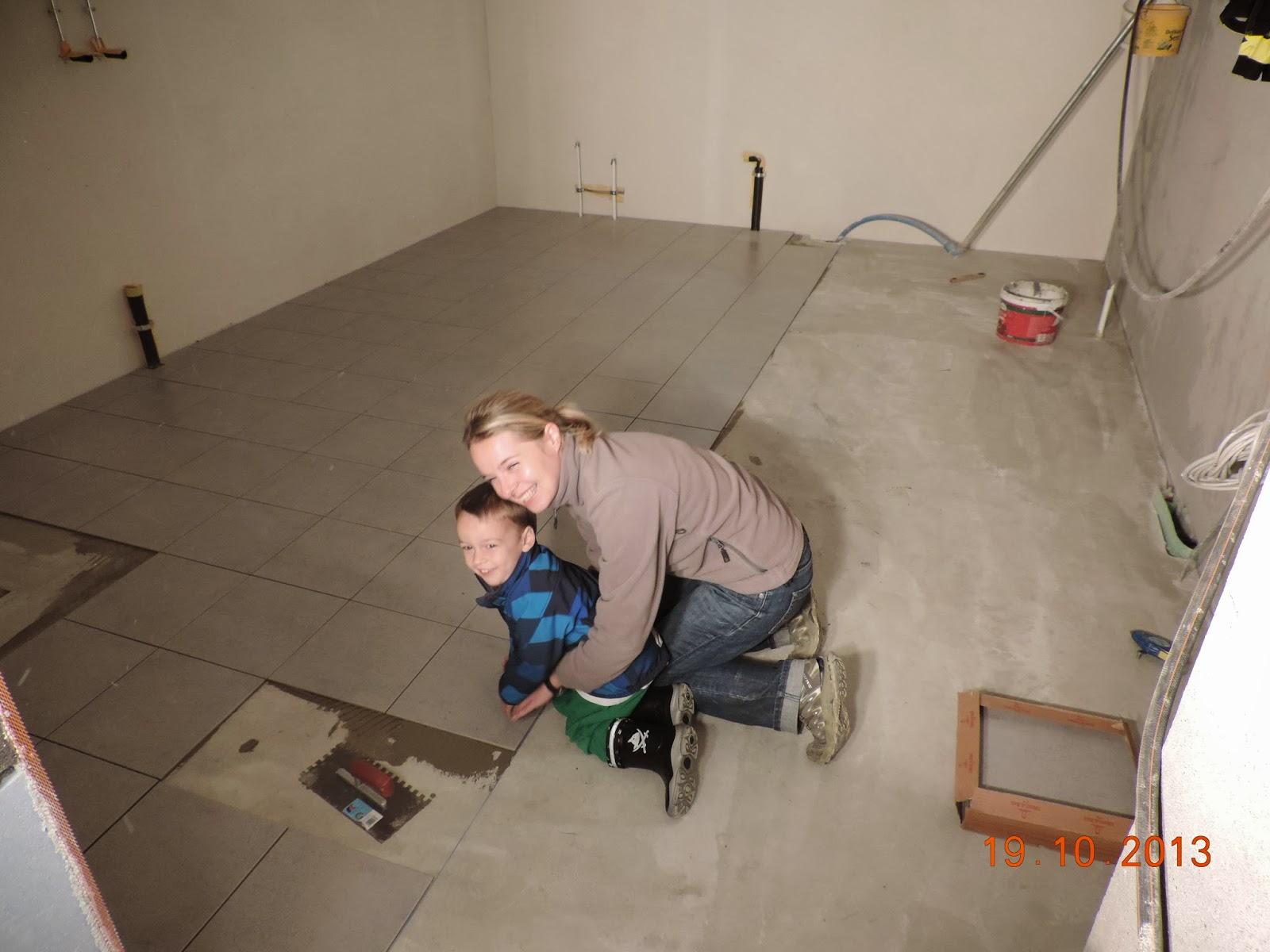 hausbau tagebuch von kathrin und kraxi kellerfliesen und. Black Bedroom Furniture Sets. Home Design Ideas